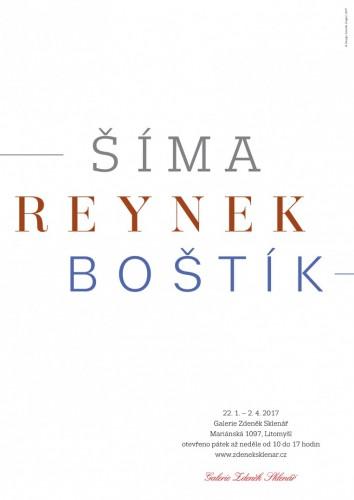 Šíma – Reynek – Boštík | Posters | (14.9. 17 19:47:54)