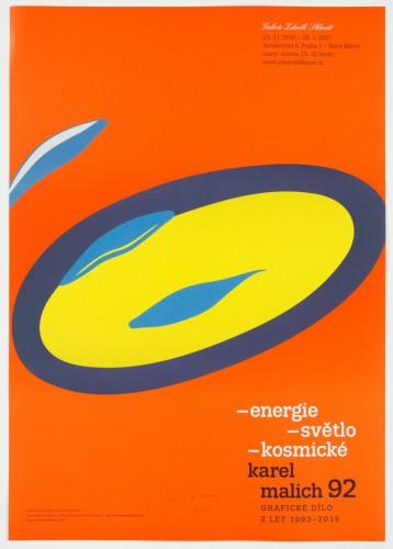 Obchod | Karel Malich 92 – energie, světlo, kosmické (5.12. 17 16:38:07)